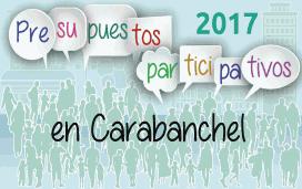DECIDE EN QUE SE INVIERTEN TUS IMPUESTOS EN CARABANCHEL