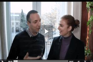 Entrevista a la concejala presidenta de Carabanchel Esther Gómez
