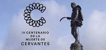 IV Centenario de Cervantes