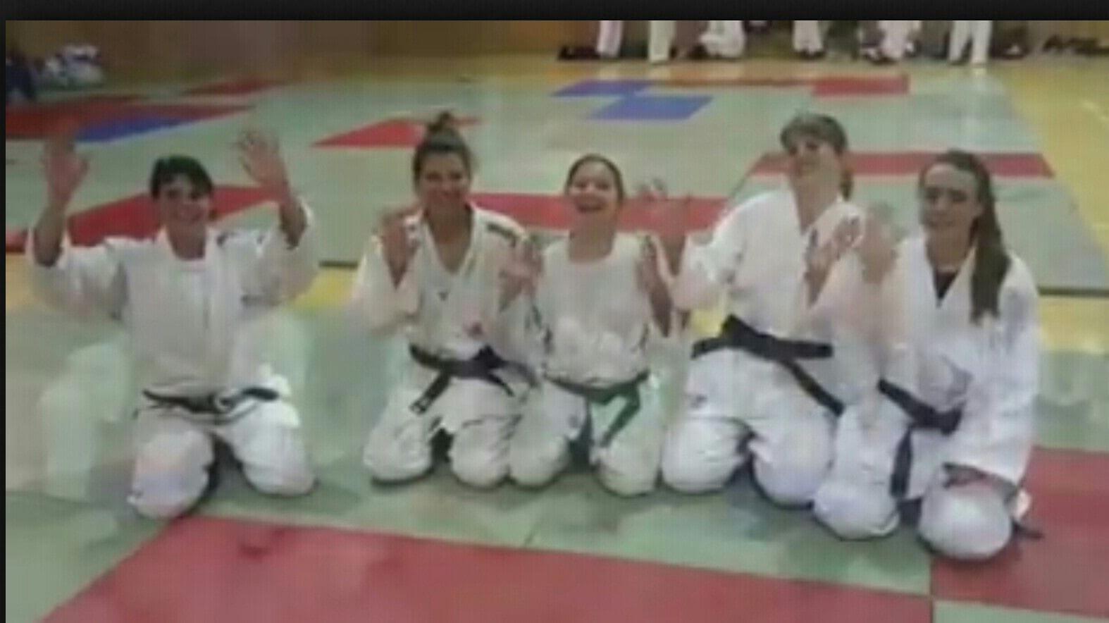 KOBE judo femenino Carabanchel nos necesita