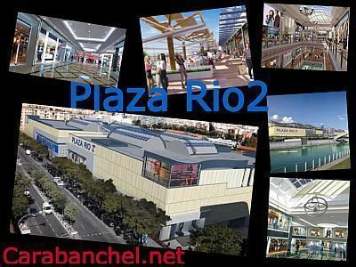 Plaza Rio 2 nuevo Centro Comercial de Carabanchel