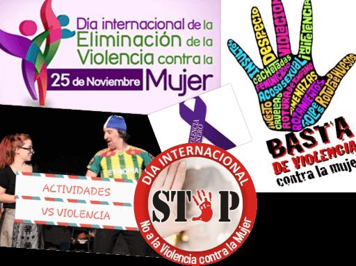 Día Internacional de la eliminación de la violencia contra las mujeres en Carabanchel
