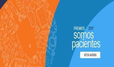 Premios Pacientes 2017 ADEMM única asociación madrileña nominada