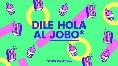 Bono Joven Cultural Gratuito