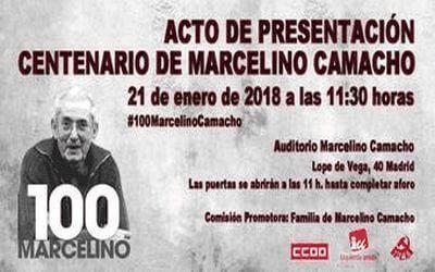 Centenario Marcelino Camacho
