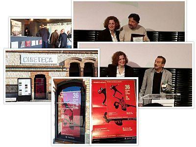 Presentación e Inauguración de la 36 Semana del Cine de Carabanchel