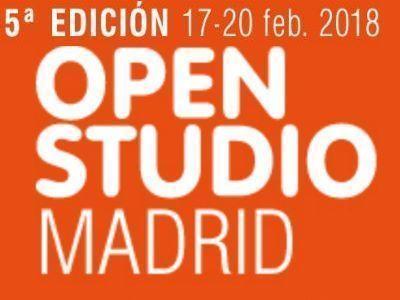 5a Edicion de Open Studio del 17 al 20 de febrero en Carabanchel y Madrid
