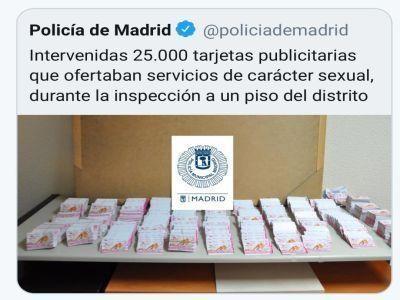 twit policia