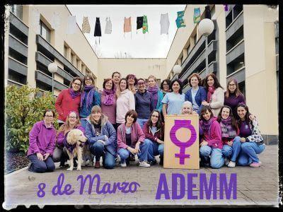 La asociación de esclerosis Múltiple de Madrid (Ademm) con la mujer trabajadora