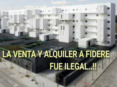 La venta y alquiler de viviendas en Carabanchel a Fidere fue ilegal