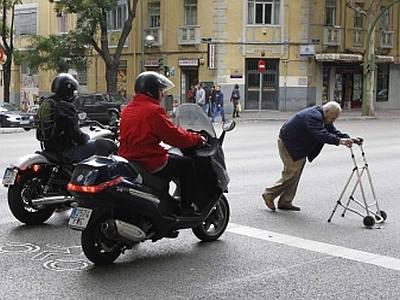cruzar semaforo