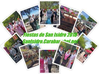 Domingo en la Pradera de San Isidro…