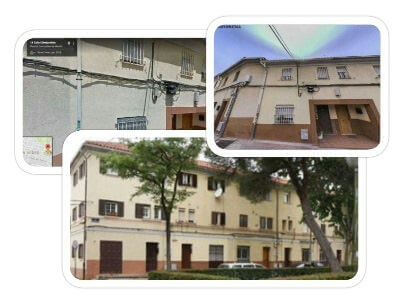Carmena da luz verde al plan especial de habitabilidad de viviendas de la Colonia Tercio Terol