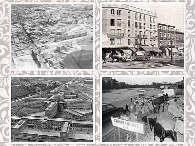 Carabanchel necesita tus fotos antiguas…  Memoria de los barrios