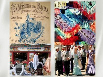 Del 2 al 15 de agosto, San Cayetano, San Lorenzo y La Paloma, fiestas de Madrid