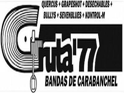 Las Bandas de Carabanchel en Gruta 77