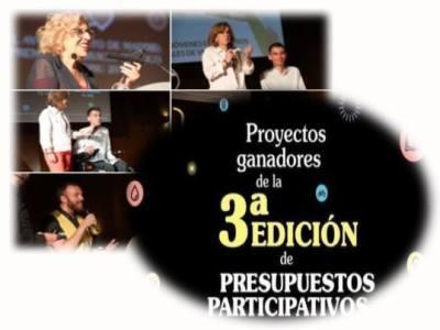 Ganadores de los Nuevos Proyectos Participativos a realizar en 2019 en Carabanchel