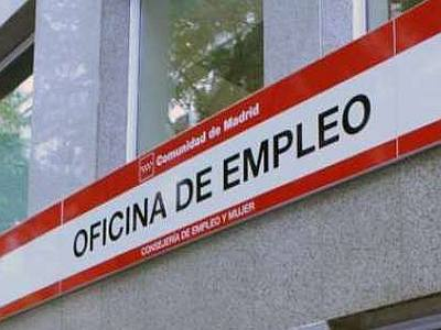 El paro desciende en Madrid, a niveles de 2009