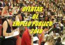 Ofertas de Empleo Público, o como ser funcionario