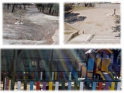 Tres espacios públicos se reformarán este verano en Carabanchel