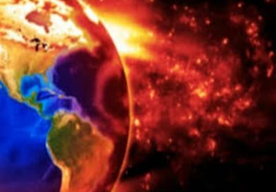 Tormenta Solar sobre la Tierra