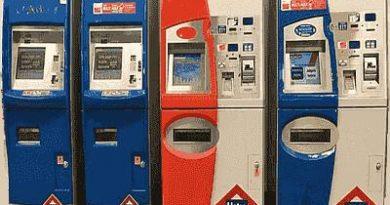 expendedoras billetes metro