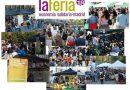 La VI Feria de Economía Solidaria de Madrid, en Madrid Rio, fué un éxito.