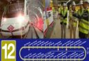Hoy domingo se reabre la línea 12 de Metrosur