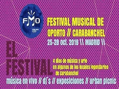 """""""Sonido Carabanchel"""" hoy comienza el Festival Musical de Carabanchel"""