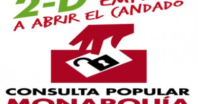 Monarquía o República, consulta popular convocada por el Ateneo Republicano de Carabanchel para el 2 de diciembre