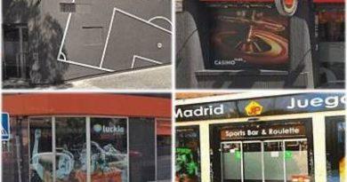 Carabanchel el barrio con más salones de apuestas de Madrid