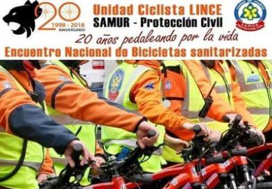 20 aniversario de la creación de la Unidad Ciclista Lince
