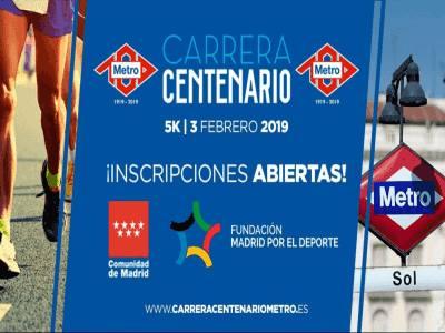 Carrera Centenario