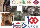 Camino hacia el Centenario del Metro de Madrid