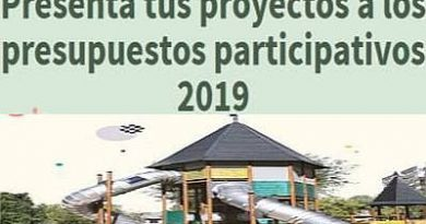 Decide en que invertir el presupuesto para 2019 en Carabanchel