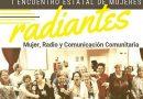 Mujeres Radiantes, radios comunitarias