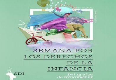 Semana por los Derechos de la Infancia 2018, actividades en Carabanchel