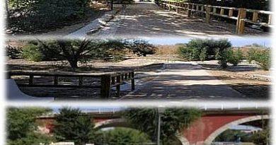 sendas rio Manzanares