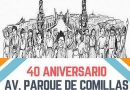 """40 aniversario de la Asociación vecinal """"Parque de Comillas"""""""