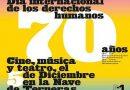 5 de diciembre, 70 aniversario del Día Internacional de los Derechos Humanos