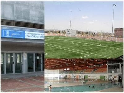Centro Deportivo Municipal Francisco Fernández Ochoa