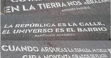 #versoscarabanchel