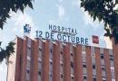 Nuevo bloque técnico y de hospitalización del Hospital 12 de Octubre