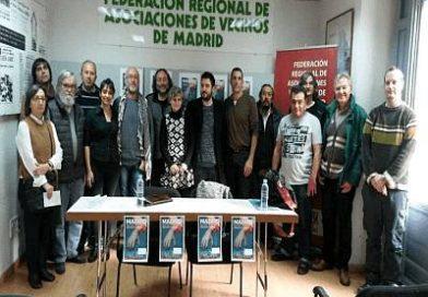 Las asociaciones de vecinos de Madrid publican un comunicado ante el neofascismo que asoma