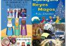Cabalgata y Fiesta de Reyes en Carabanchel
