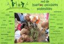 Formación para escolares y familias en huertos y jardines