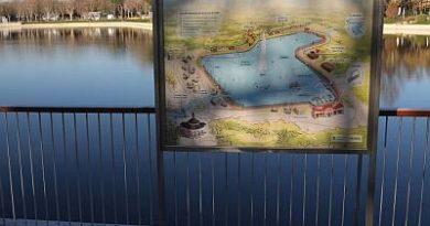 Han finalizado las reformas del lago de La Casa de Campo y su entorno
