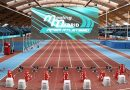 Hoy a las 19.00 hs.  en el  Gallur, Meeting Internacional de Atletismo Indoor Villa Madrid 2019
