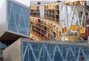 Ana Mª Matute, biblioteca de Carabanchel, que ahorra 11,78% de su energía en 2018