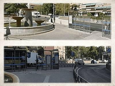 Pº Extremadura Avda de los Poblados